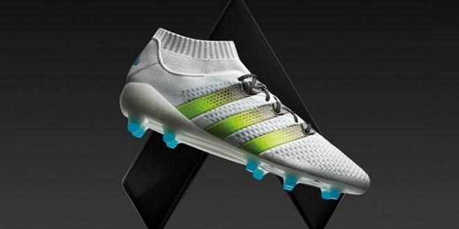 Adidas Ace Primeknit 16.1 Ice White