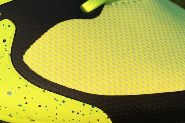Adidas X15.2 Upper Close-Up