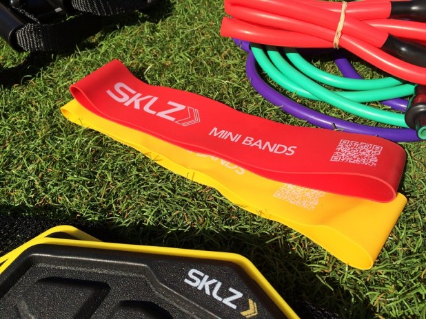 SKLZ Soccer Strong Mini Bands
