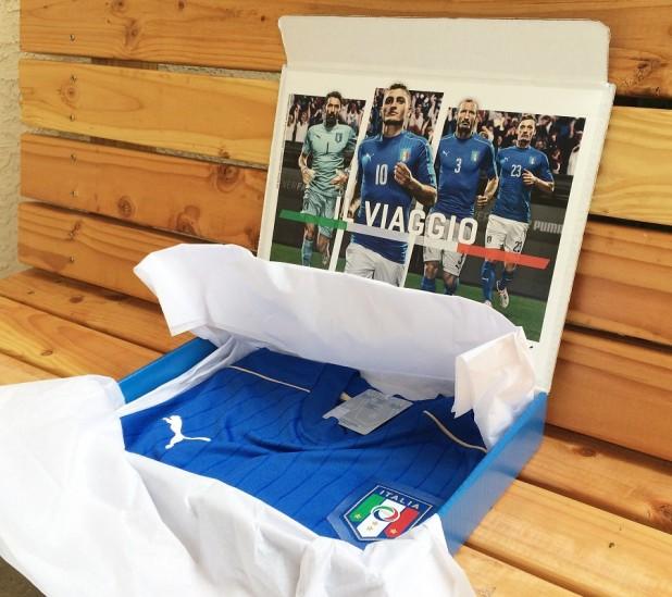 Italy Home Kit 2016
