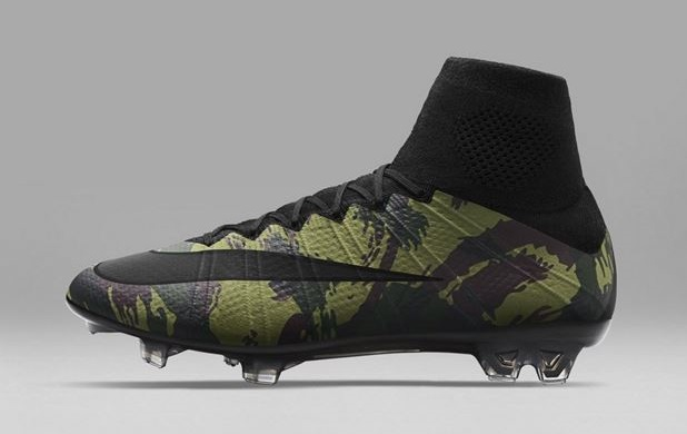 nike release limited edition camo pack soccer cleats 101. Black Bedroom Furniture Sets. Home Design Ideas