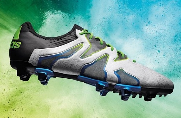 promo code 512d9 95e11 Adidas Release More Chaos With X15+ SL | Soccer Cleats 101