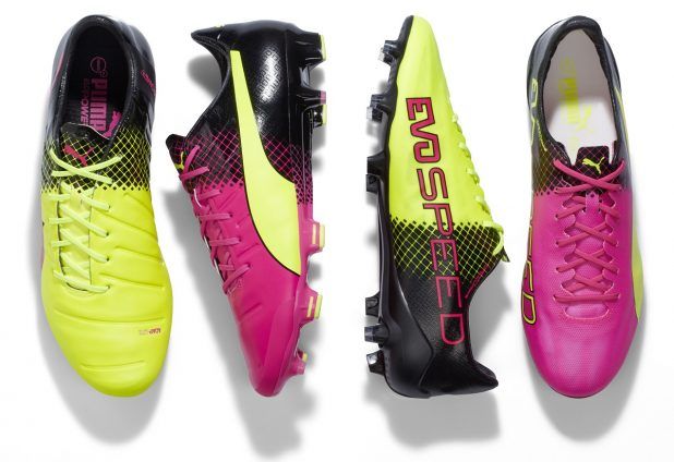 PUMA Tricks Collection evoPOWER and evoSPEED