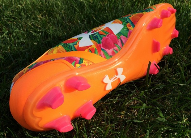 Under Armour Speedform Flowers Soleplate