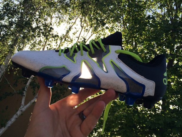 adidas X15+ SL Feature