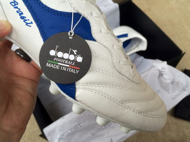 Diadora Brasil Italy Made In Italy