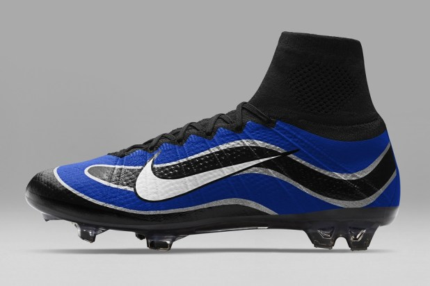 R9 Mercurial Superfly iD Blue
