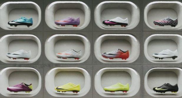 Ronaldo's Boot Wall