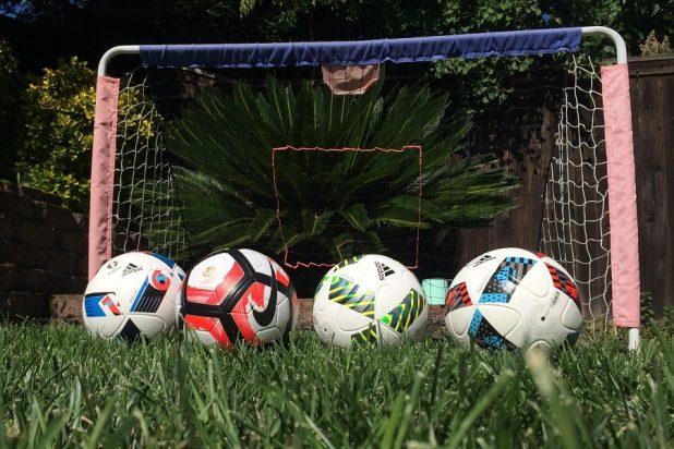 Soccer Balls 2016 Tournaments