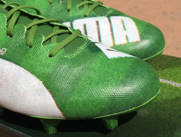 evoSPEED SL Grass Upper Design