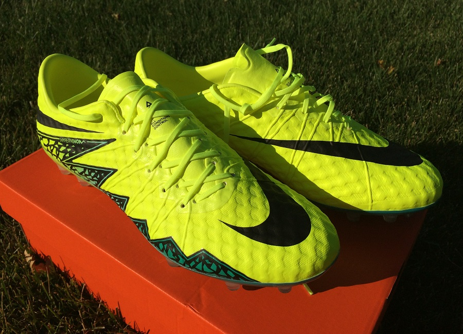 a2ea4bebc5c9 Nike Hypervenom Phinish II - Boot Review