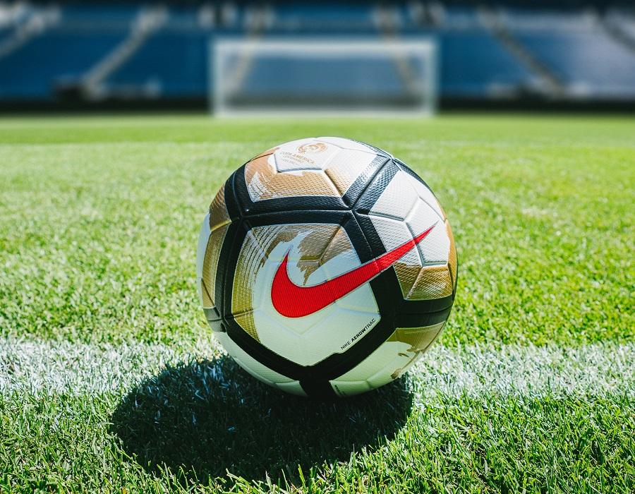 the official copa america centenario final ball soccer
