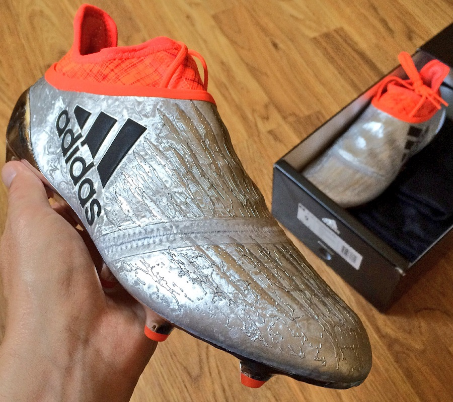 separation shoes db391 f1e61 Adidas X16+ PURECHAOS - Boot Review   Soccer Cleats 101