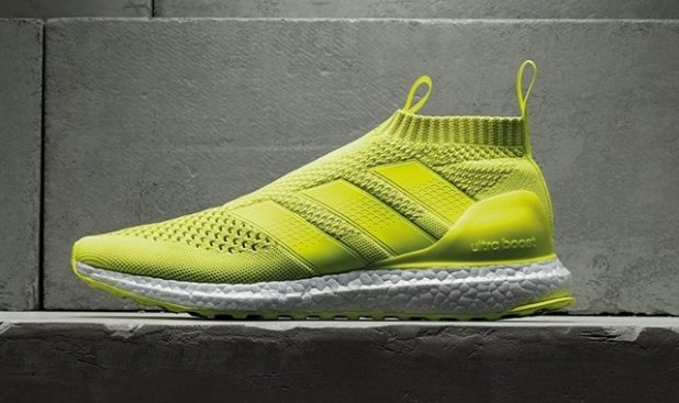 ACE16+ PURECONTROL UltraBOOST Solar Yellow