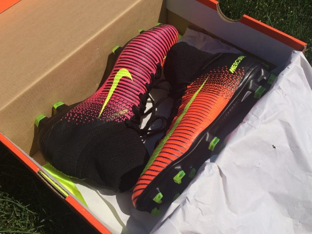Nike Mercurial Superfly V Unboxing
