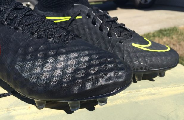 Nike Magista vs Hypervenom Upper Touch and COntrol