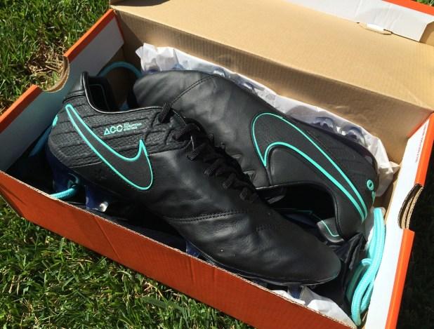 Nike Tiempo Legend 6 Pitch Dark Unboxing