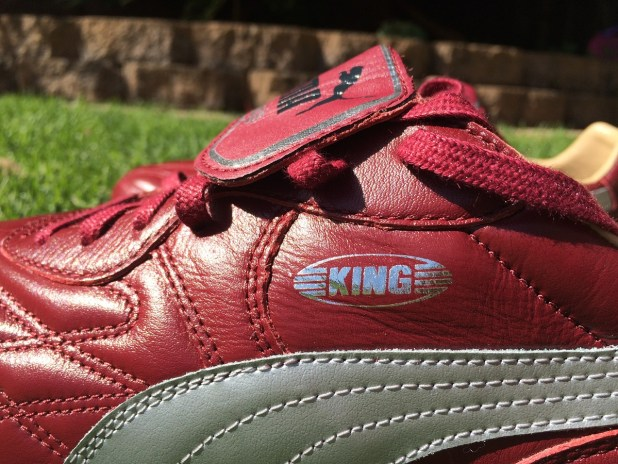 Puma King Bordeaux FG