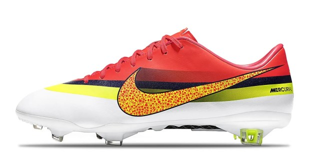 2013 Mercurial Vapor IX CR7