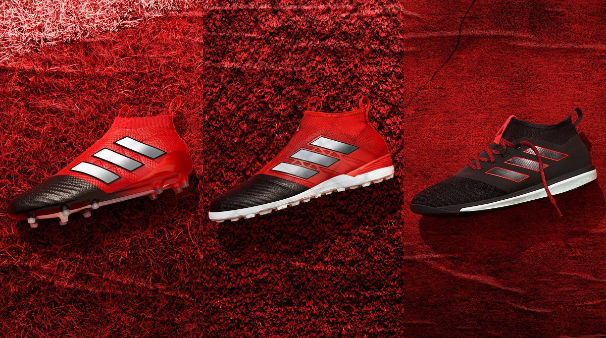 super popular 0d166 fa93f adidas-red-limit-collection
