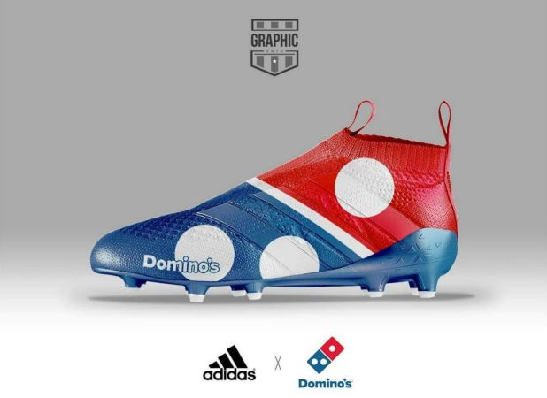 Adidas Purecontrol Domino's Pizza