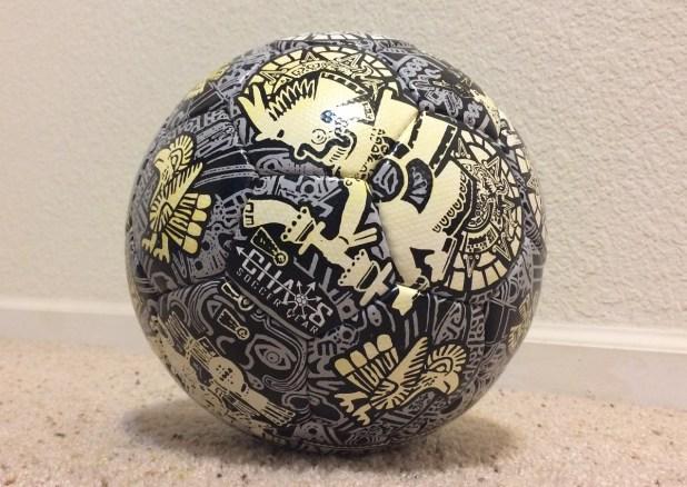 Chaos Soccer Gear Azteca