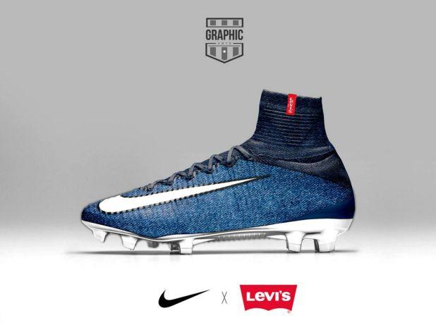 Nike Mercurial Levis