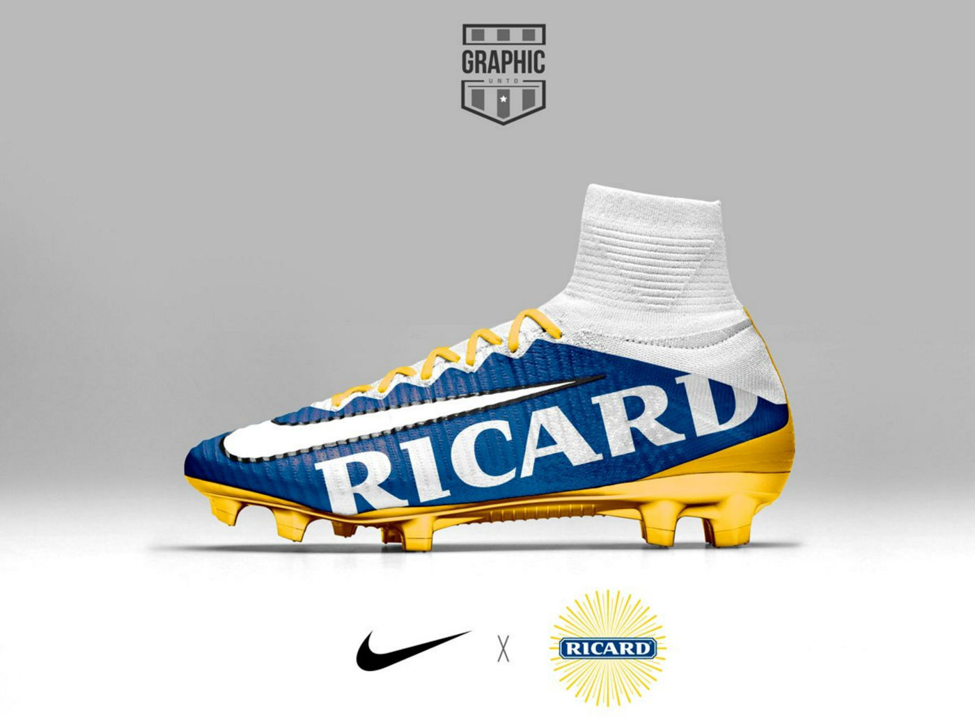 huge selection of 5df29 1eb00 Nike Mercurial Ricard
