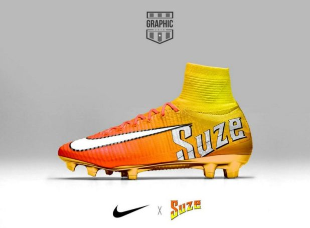 Nike Mercurial Suze