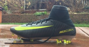 Nike Mercurial Veloce III DF Review