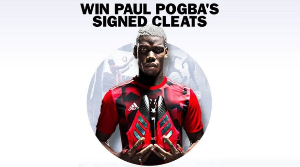 Win Paul Pogba Boots
