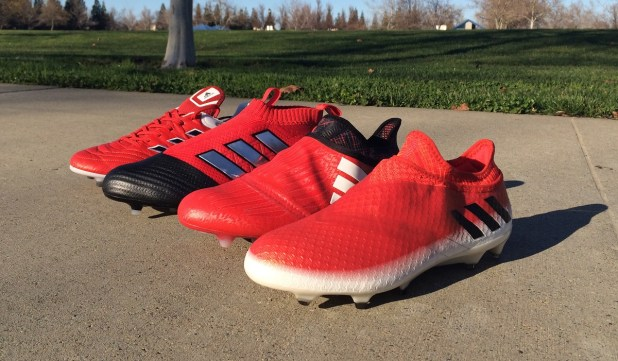 adidas Red Limit Collection