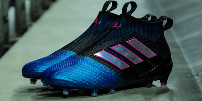 adidas ACE 17+ Purecontrol Goes Blue Blast