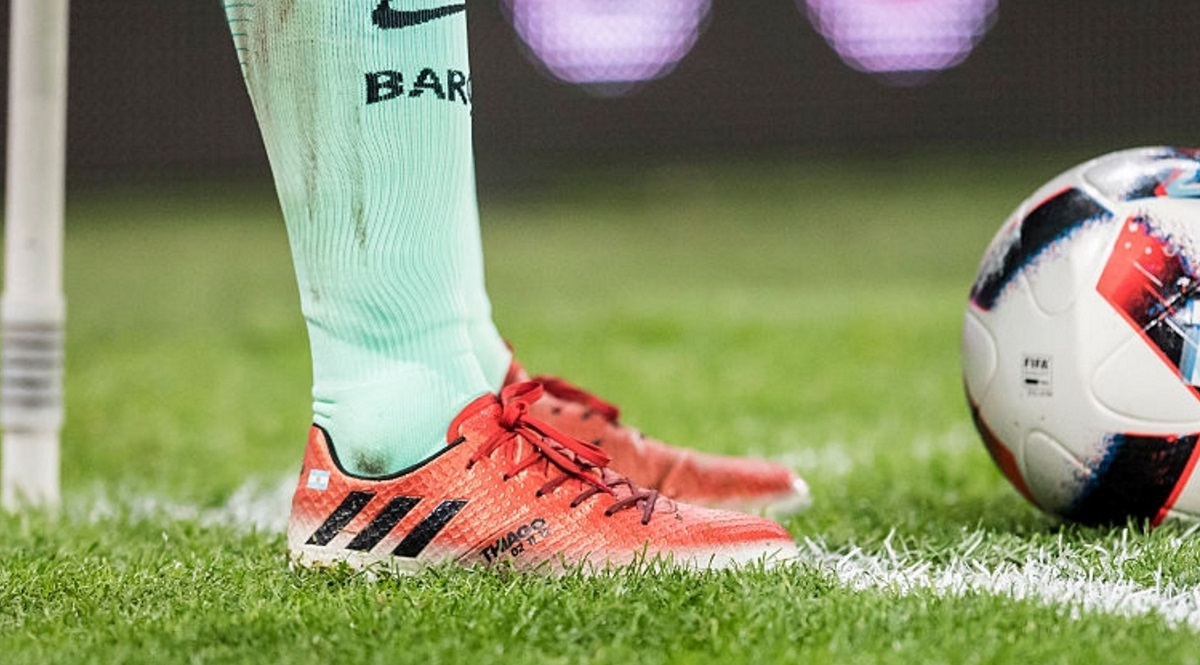 2055d5b1b8d What Boot is Lionel Messi Actually Wearing Right Now
