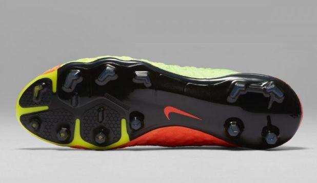Nike Hypervenom 3 New Soleplate