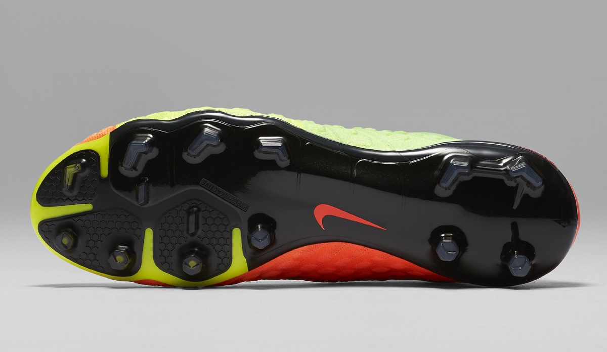 c9f2cfb680e53 Hypervenom 3 is also the first Nike Football boot to feature the entirely  new