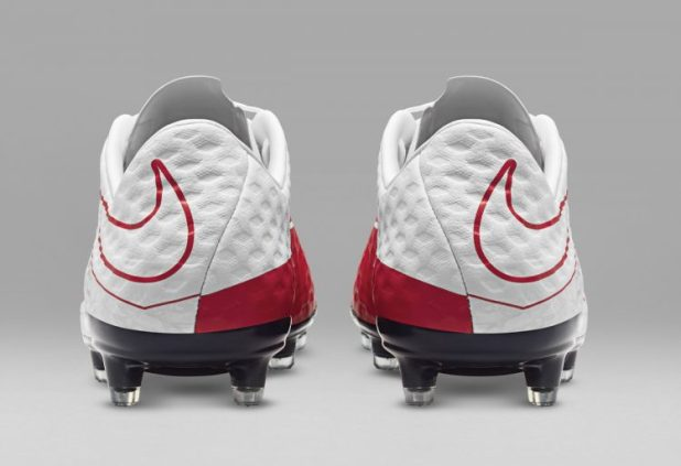 Nike Hypervenom WR250 heel view