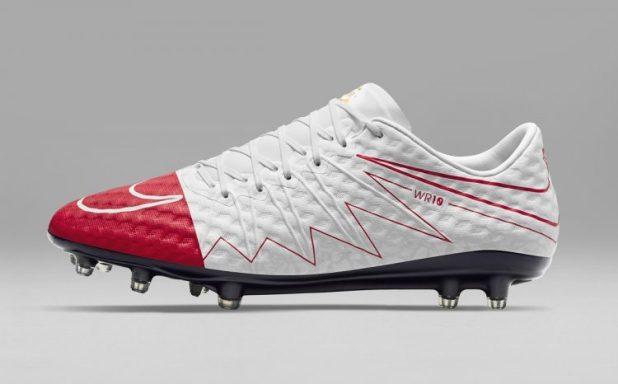 Nike Hypervenom WR250 side view