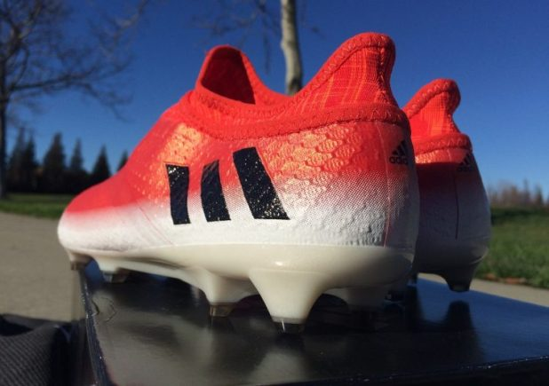 Red Limit adidas Messi Pureagility Profile