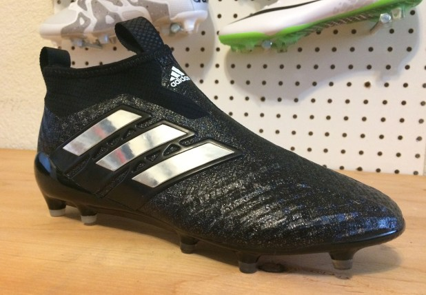 adidas Ace17+ PURECONTROL Checkered Black
