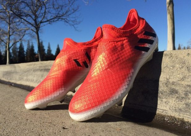 adidas MESSI16 Pureagility Red Limit