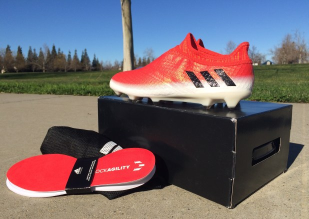 adidas MESSI16 Pureagility Red Limit Box
