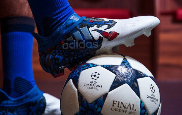 adidas Dragon Pack UCL