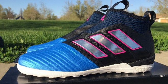 Up Close – adidas Ace Tango 17+ Purecontrol IN