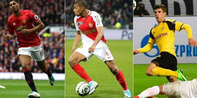 Best Young Soccer Players