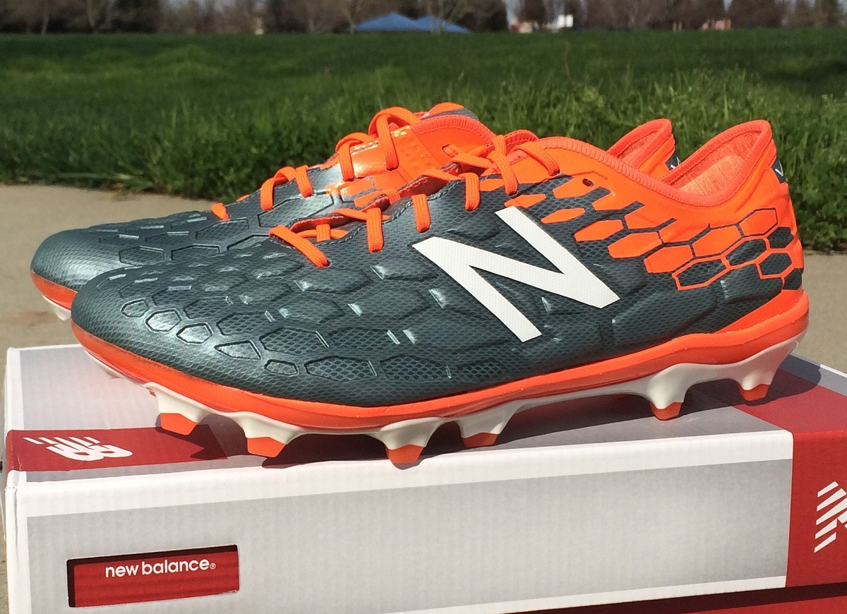New Balance Visaro 2.0 Boot Review | Soccer Cleats 101