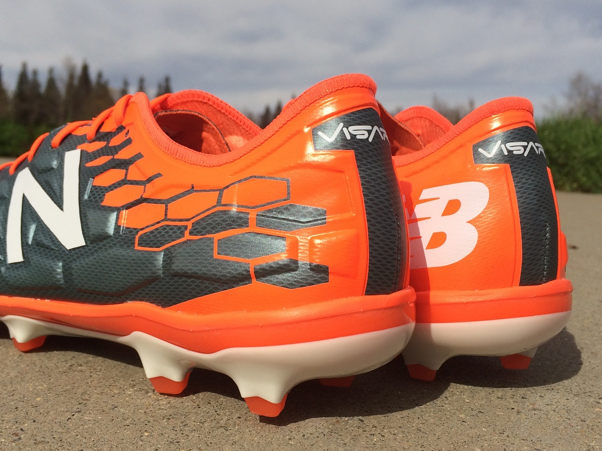 competitive price 3df32 e61a8 New Balance Visaro Heel Design