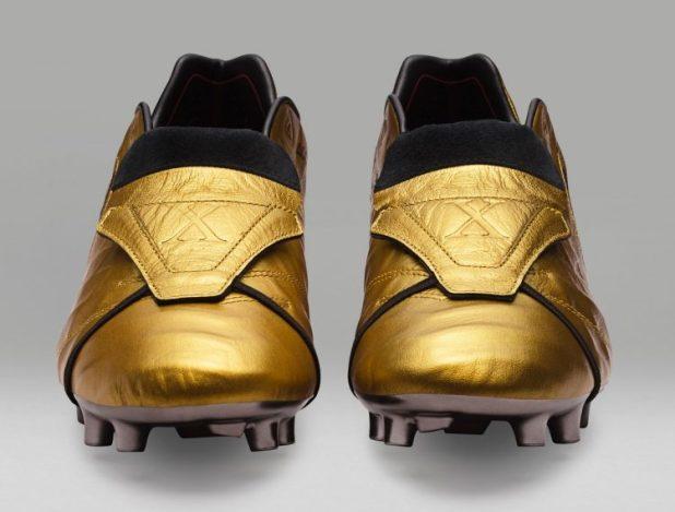 Nike Tiempo Legend Totti Gold