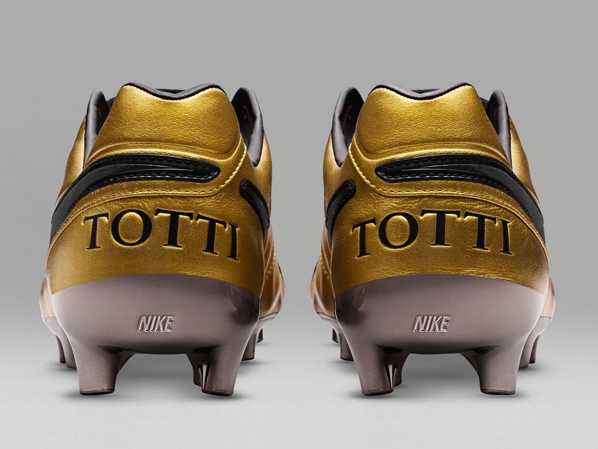 d0621f756e96 Nike Create Limited Edition Tiempo Totti X Roma | Soccer Cleats 101
