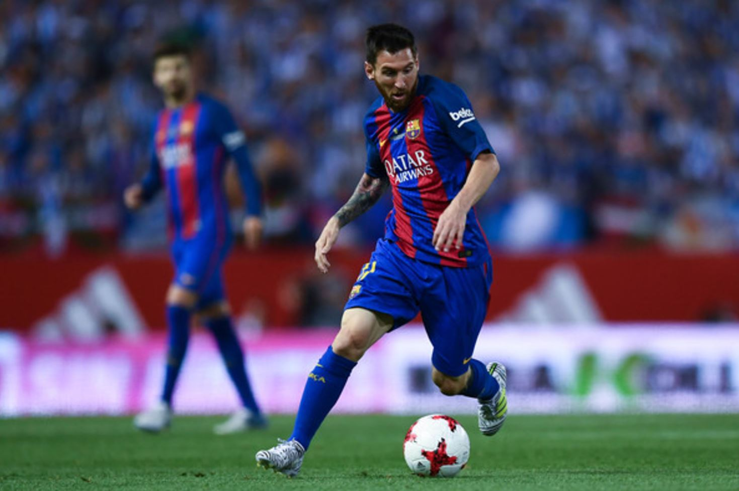 85ef0e4d9d1 What Nemeziz Boot is Lionel Messi Actually Wearing